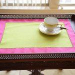 Hot Green & Fuschia Pink