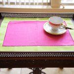 Fuchsia Pink & Hot Green